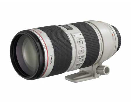 Canon 70-200mm f2.8 IS