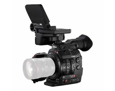 Canon C300 Mark ii EF Mount