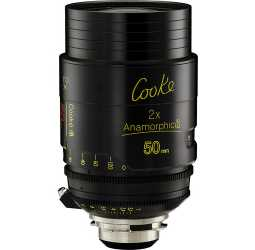 Cooke 50mm T2.3 Anamorphic/i Prime Lens