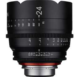 Xeen 24mm T1.5 Lens for Canon EF Mount