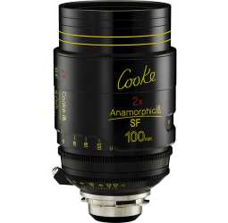 Cooke 100mm T2.3 Anamorphic/i Prime Lens