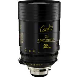 Cooke 25mm T2.3 Anamorphic/i Prime Lens