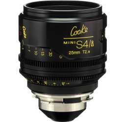 Cooke Mini S4/i 25mm Cinema Lens