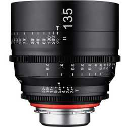 Xeen 135mm T1.5 Lens for Canon EF Mount