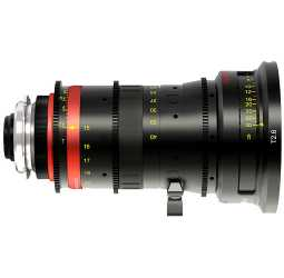 Angenieux Optimo 15-40mm Wide-Angle Zoom Lens