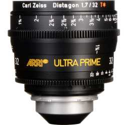 ARRI ZEISS Ultra Prime 32mm T1.9 Lens