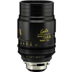Cooke Mini S4/i 135mm Cinema Lens