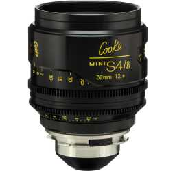 Cooke Mini S4/i 32mm Cinema Lens