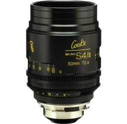 Cooke Mini S4/i 50mm Cinema Lens