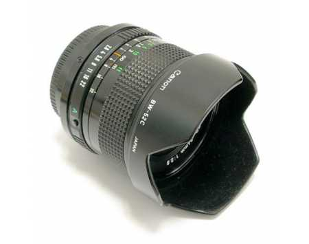Canon FD 24mm f2 Lens
