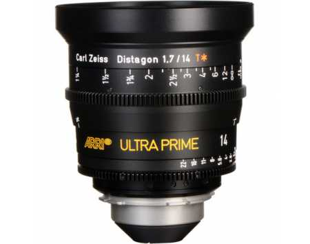 ARRI ZEISS Ultra Prime 14mm T1.9 Lens
