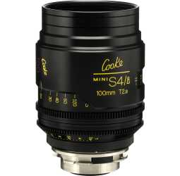 Cooke Mini S4/i 100mm Cinema Lens