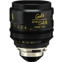 Cooke Mini S4/i 40mm Cinema Lens