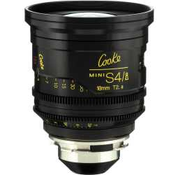 Cooke Mini S4/i 18mm Cinema Lens