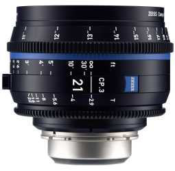 Zeiss CP.3 21mm Cine Lens